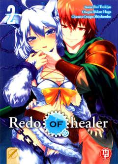Copertina REDO OF HEALER n.2 - REDO OF HEALER, MAGIC PRESS