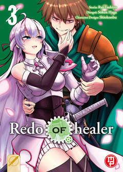 Copertina REDO OF HEALER n.3 - REDO OF HEALER, MAGIC PRESS