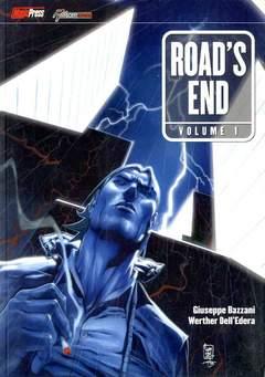 Copertina ROAD'S END M3 n.1 - ROAD'S END VOL.1, MAGIC PRESS