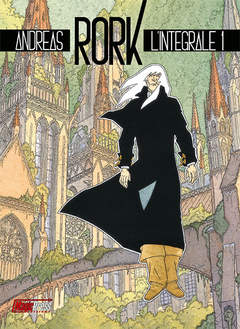 Copertina RORK: L'INTEGRALE n.1 - RORK: L'INTEGRALE VOL.1, MAGIC PRESS