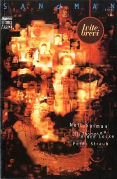 Copertina SANDMAN 06 BREVI VITE n.0 - SANDMAN BREVI VITE, MAGIC PRESS