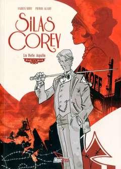 Copertina SILAS COREY n.1 - SILAS COREY, MAGIC PRESS