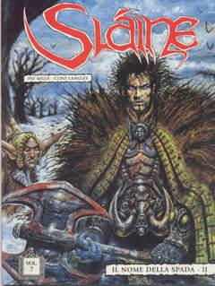 Copertina SLAINE I serie n.7 - IL NOME DELLA SPADA 2, MAGIC PRESS