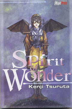 Copertina SPIRIT OF WONDER n.0 - SPIRIT OF WONDER, MAGIC PRESS