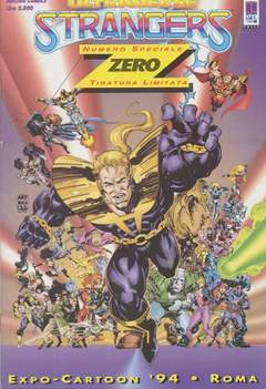 MAGIC PRESS - ULTRAVERSE COPERTINE SPECIALI