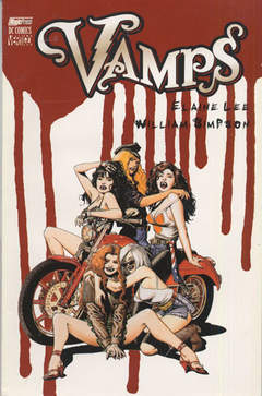 Copertina VAMPS n.0 - VAMPS, MAGIC PRESS