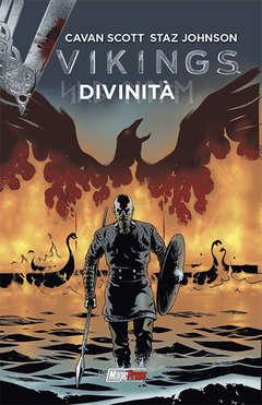 Copertina VIKINGS n.1 - DIVINITA', MAGIC PRESS