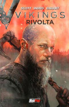 Copertina VIKINGS n.2 - RIVOLTA, MAGIC PRESS