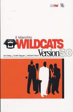 Copertina WILDCATS 3.0 MARCHIO n.0 - WILDCATS VERSION 3.0 - IL MARCHIO, MAGIC PRESS