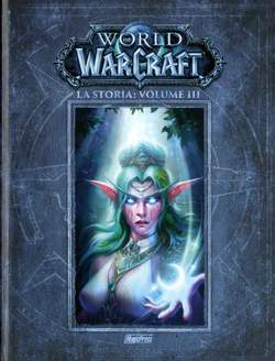 Copertina WORLD OF WARCRAFT (m3) n.3 - LA STORIA 3, MAGIC PRESS