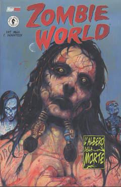 Copertina ZOMBIE WORLD n. - ZOMBIE WORLD: L'ALBERO DELLA MORTE, MAGIC PRESS