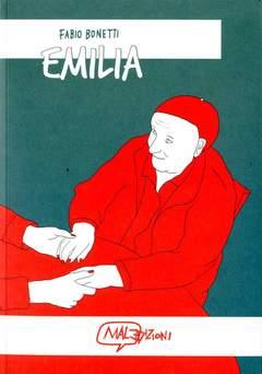 Copertina EMILA n. - EMILIA, MALEDIZIONI