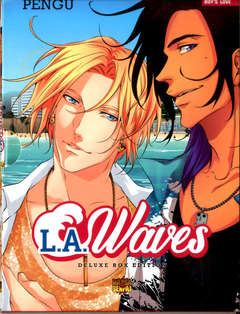 Copertina L.A. WAVES Cofanetto n. - L.A. WAVES 1/2, MANGASENPAI