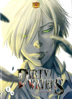 Copertina DIRTY WATERS (m4) n.1 - DIRTY WATERS, MANGASENPAI