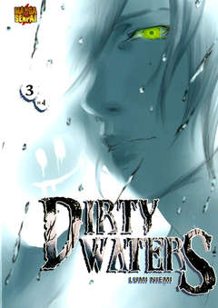 Copertina DIRTY WATERS (m4) n.3 - DIRTY WATERS, MANGASENPAI