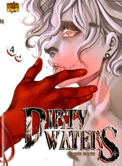 Copertina DIRTY WATERS (m4) n.4 - DIRTY WATERS, MANGASENPAI