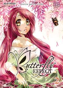 Copertina LOVE ME n.5 - BUTTERFLY EFFECT 2, MANGASENPAI