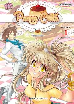 Copertina LOVE ME n.6 - PANNA COTTA - volume 1, MANGASENPAI