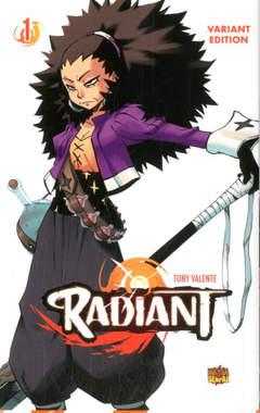 Copertina RADIANT #1 Variant n. - RADIANT #1 - Variant Editionr, MANGASENPAI