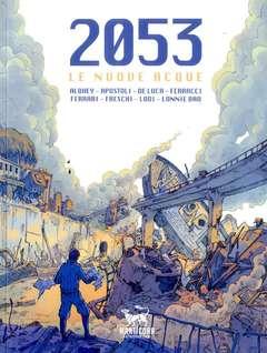 Copertina 2053 LE NUOVE ACQUE n. - 2053 - LE NUOVE ACQUE, MANTICORA AUTOPRODUZIONI