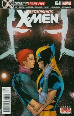 Copertina ASTONISHING X-MEN 2004 n.61 - X-Termination, Part 5, MARVEL COMICS USA