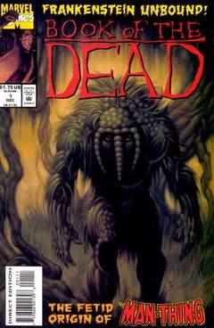Copertina BOOK OF THE DEAD n.1 - BOOK OF THE DEAD             1, MARVEL COMICS USA