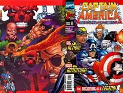 Copertina CAPTAIN AMERICA SENTINEL OF LI n.1 - Sentinel Of Liberty, MARVEL COMICS USA