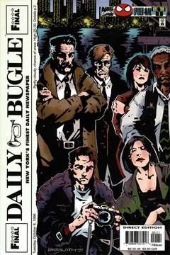Copertina DAILY BUGLE n.1 - Front Page, MARVEL COMICS USA