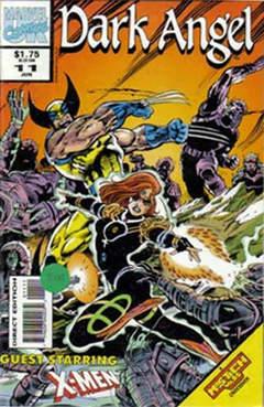 Copertina DARK ANGEL n.11 - Assassination Part 3, MARVEL COMICS USA