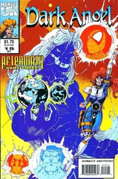 Copertina DARK ANGEL n.15 - Assassination Aftermath (Part 3), MARVEL COMICS USA