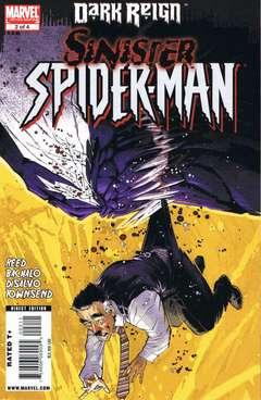 Copertina DARK REIGN SINISTER SPIDER-MAN n.2 - We Need A Hero, MARVEL COMICS USA