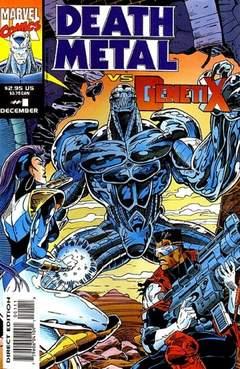 Copertina DEATH METAL VS GENETIX n.1 - Offspring, Part 1, MARVEL COMICS USA
