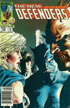 Copertina DEFENDERS 1972 n.128 - Assault on the Empire, MARVEL COMICS USA