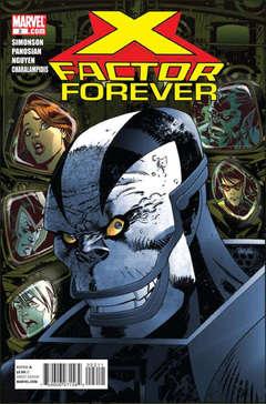 Copertina X-FACTOR FOREVER n.2 - Diversion, MARVEL COMICS USA