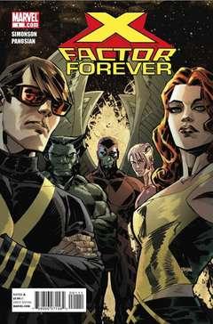 Copertina X-FACTOR FOREVER n.1 - Family, MARVEL COMICS USA