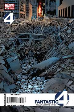 Copertina FANTASTIC FOUR 1961 n.568 - Doom's Master, Part 3, MARVEL COMICS USA