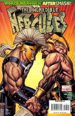 Copertina INCREDIBLE HERCULES n.113 - Shirt of Nessus, MARVEL COMICS USA