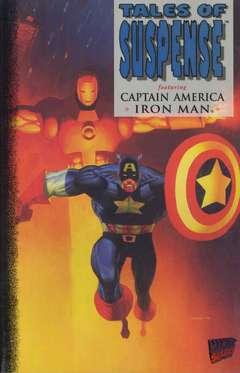 Copertina MARVEL SELECT n.38 - CAPTAIN AMERICA - IRON MAN, MARVEL COMICS USA