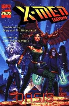 Copertina X-MEN 2099 OASIS n. - Oasis, MARVEL COMICS USA