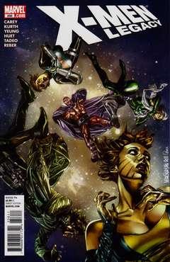 Copertina X-MEN LEGACY 2008 n.256 - Five Miles South of the Universe Part Three, MARVEL COMICS USA