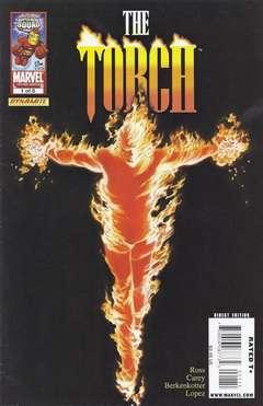 Copertina TORCH n.1 - TORCH                        1, MARVEL COMICS USA