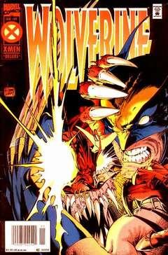 Copertina WOLVERINE 1988 n.89 - The Mask of Ogun, MARVEL COMICS USA