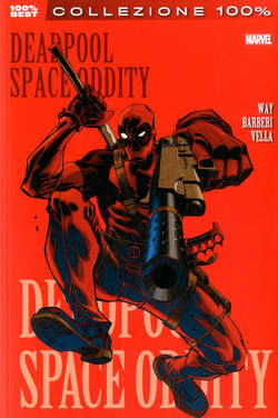 Copertina 100% MARVEL n.342 - SPACE ODDITY, MARVEL ITALIA