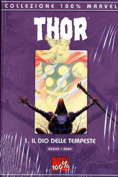 Copertina 100% MARVEL n.3 - THOR DIO DELLE TEMPESTE, MARVEL ITALIA
