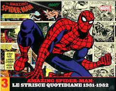 Copertina AMAZING SPIDER-MAN LE STRISCE n.3 - LE STRISCE QUOTIDIANE 1981-1982, MARVEL ITALIA