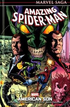 Copertina AMAZING SPIDER-MAN MARVEL SAGA n.9 - AMERICAN SON, MARVEL ITALIA