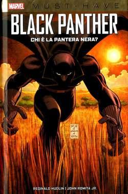 Copertina BLACK PANTHER CHI E' LA... n. - CHI E' LA PANTERA NERA, MARVEL ITALIA