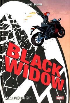 Copertina BLACK WIDOW MAI PIU' BUGIE n. - MAI PIU' BUGIE, MARVEL ITALIA