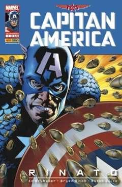 Copertina CAPITAN AMERICA (nuova serie) n.2 - CAPITAN AMERICA: RINATO!, MARVEL ITALIA