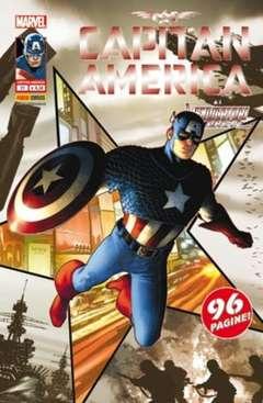 Copertina CAPITAN AMERICA (nuova serie) n.21 - CAPITAN AMERICA & I VENDICATORI SEGRETI, MARVEL ITALIA